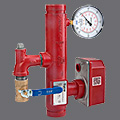 Tyco Residential Sprinkler System-Compents
